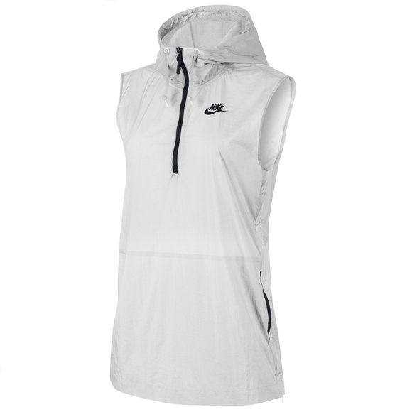 3a4cd5203c84 Womens Nike Tech Hypermesh Hooded Performance Vest